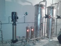 Mineral Water Packaged Drinking Water Plant