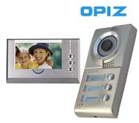 Input Plate Video Intercom System