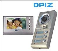 Single Video Intercom System