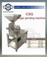 Sugar Grinding Machine