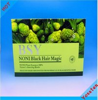 BSY Noni Black Hair Shampoo (20ml/pcs)