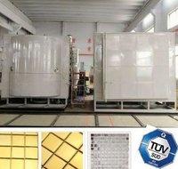 PVD Ceramic Tiles Vacuum Coating Machine Plated Ti