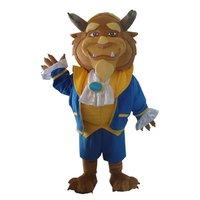 Beast Monster Mascot Costume