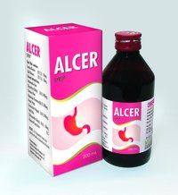 ALCER Syrup