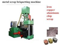 Scrap Metal Briquetting Press Machine