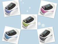 Fingertip Pulse Oximeter Spo2 Blood Pressure Monitor With Finger Oximeter