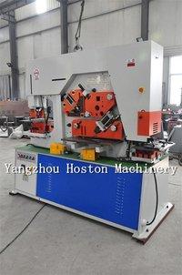 Hoston Hiw Series Ironworker Machine