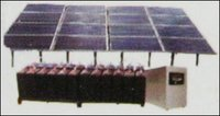 Off Grid Solar Power Plant