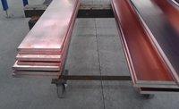Copper Clad Aluminium BusBar Cuponal Busbar For Switchgear and Transformer