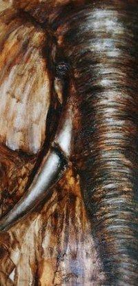 Decorative Animal Painting