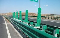 Three-Beam Guardrail