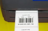 Barcode Designing Application
