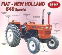 NH 640 Tractor (85HP)
