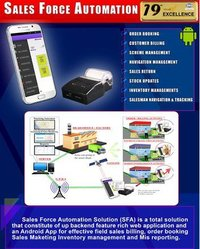 Sales Force Automation System