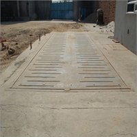 Pit Type Weigh Bridge