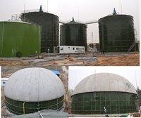 Enamel Steel Biogas Digester