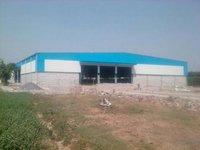 Portable Steel Building