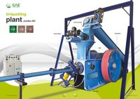 Bio Coal Briquetting Machinery