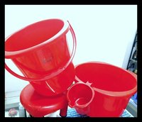 Plastic Household Buckets