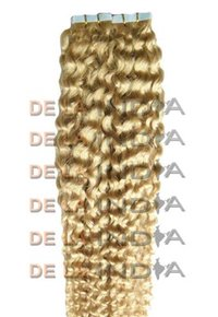 Tape In Deep Wave Hair Extension