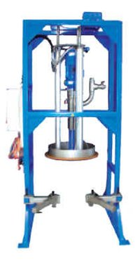 Barrel Emptying System Adhesive & Chemicals