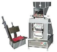 Semi Automatic Capsule Tray Loading Machine