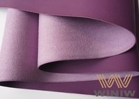 High Quality Faux Leather Fabric Material For Car Upholstery