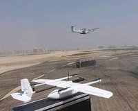 Long Flying Time Fixed Wing Uav