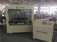 Plastic Corrosive Hydrochloric Acid Filling Machine