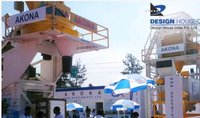 Exhibition Stall design and Fabrication Services