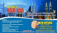 Malaysia Tour Package Services