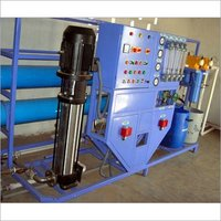 Ro System For Textile Effluent Treatment