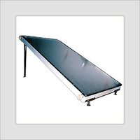 Solar Flat Plate Collector Solar System