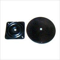 Powder Coated Revolving Plate