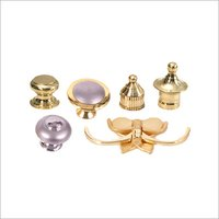 Brass Fancy Knobs