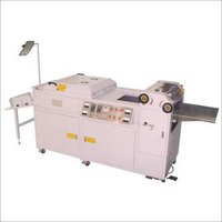 Vsga Small Format Uv Coating Machine