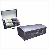 Aluminum Wine Case