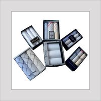Gents Handkerchief  Set