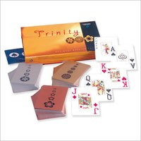Plastic Coated Cards