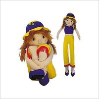 Stuffed Candy Doll