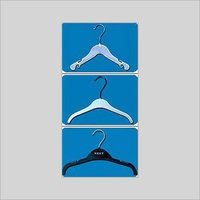 Plastic Hangers With Iron Hook