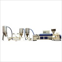 Air Cooling Type Pvc Plastic Pellet Making Machine