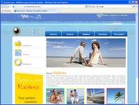 Basic Website Designer