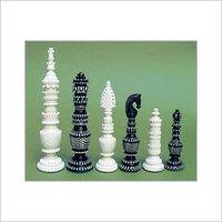 Bone Chess Sets