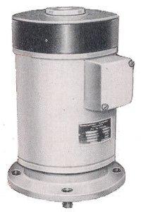 Vertical Flange Mounting Dc Motor