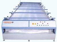 Multi Cage Screen Stretching Machine