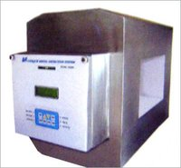 Micro Scan Metal Detection System