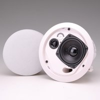 Bass Reflex 2-Way Ceiling Loudspeaker