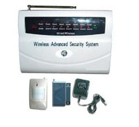 Wireless Advance Burglar Alarm