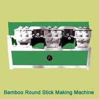 Round Stick Making Machine